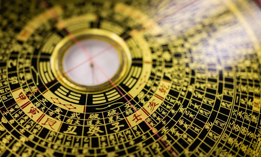 feng shui new age divination