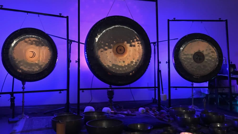 sound meditation, sound bath