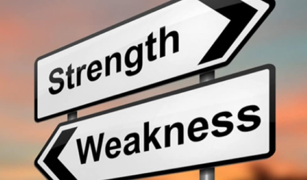 Acknowledging And Working on Strengths And Weaknesses