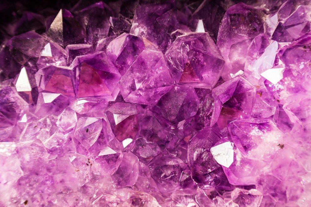 amethyst, amethyst crystal