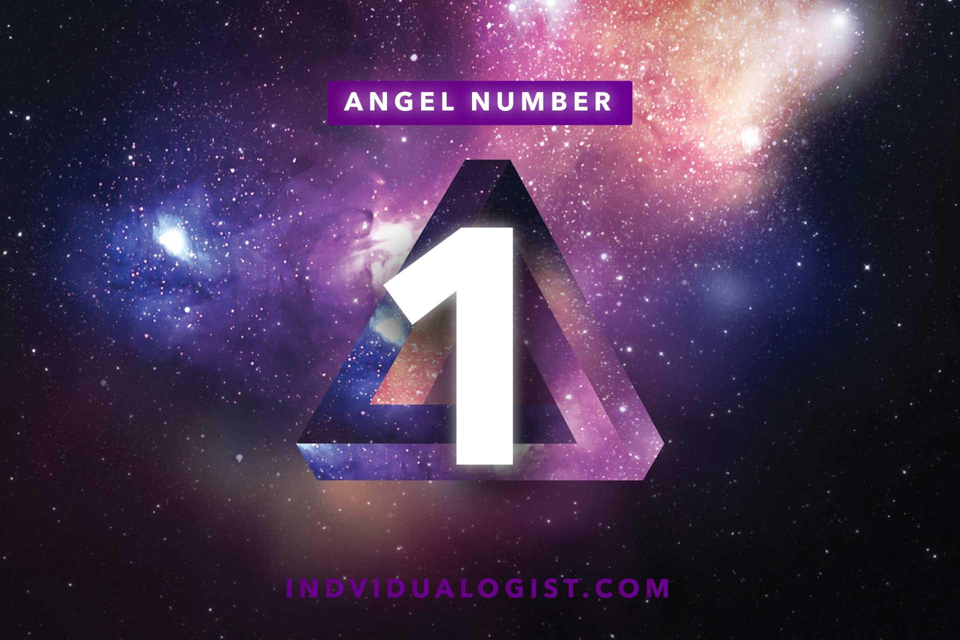 angel numbers, angel number 1