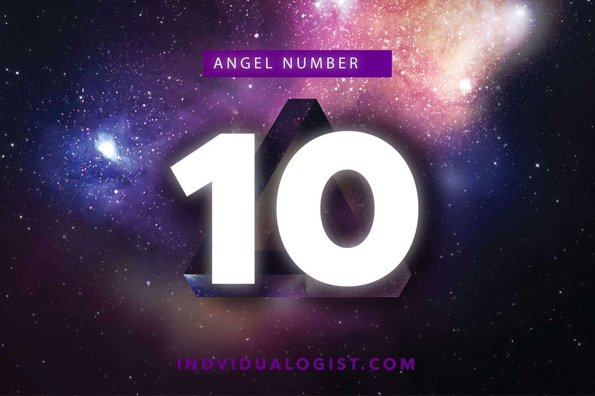 what is angel number 10