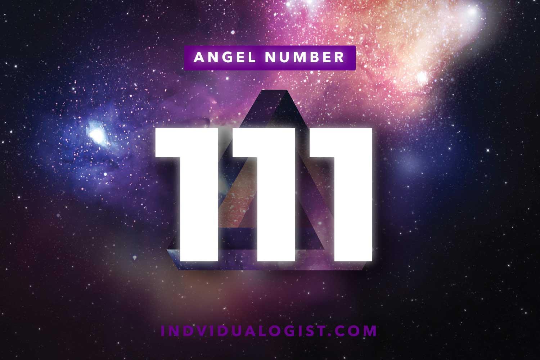 angel number 111
