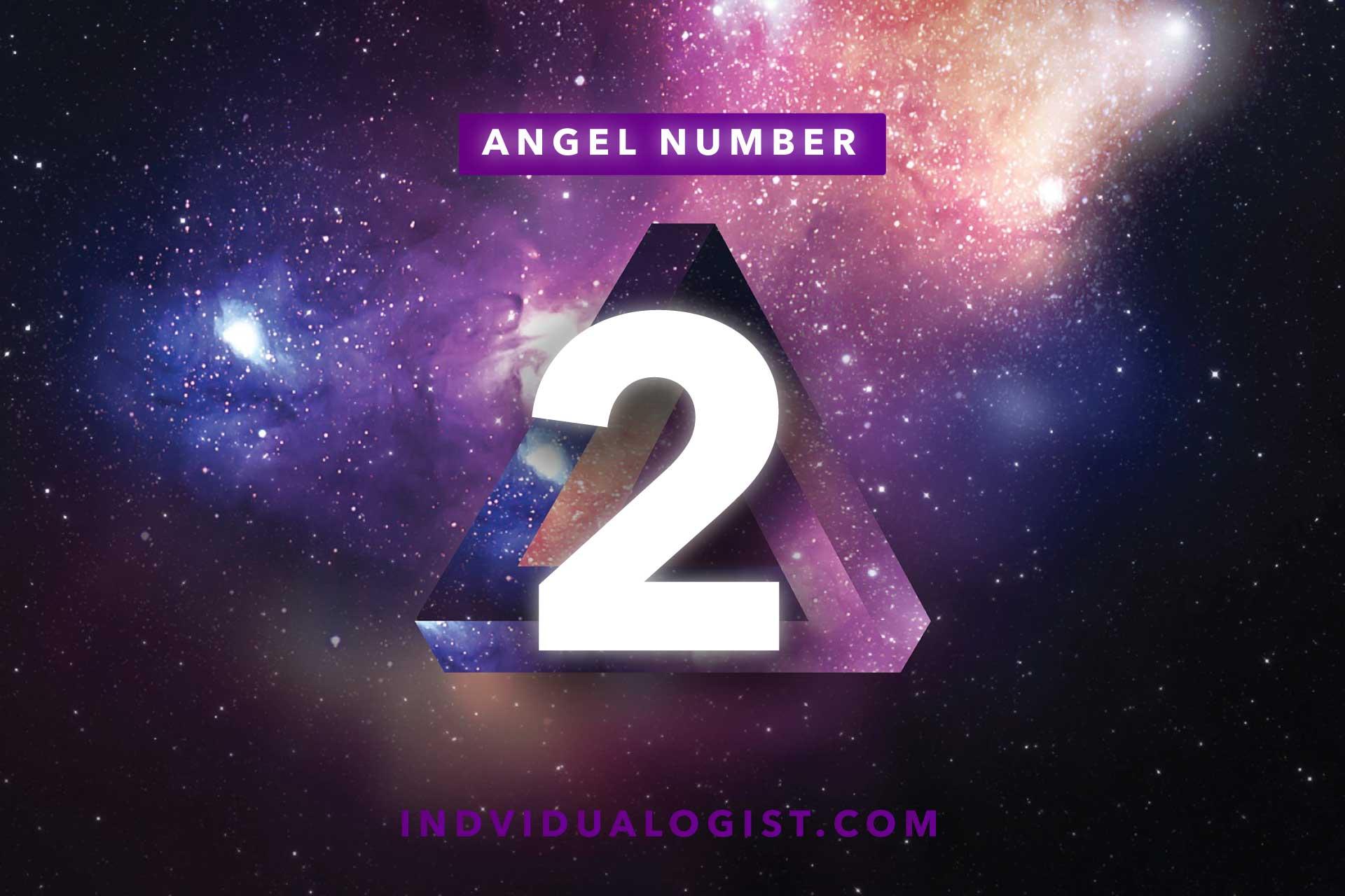 angel numbers, angel number 2
