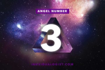 angle numbers, angel number 3