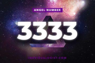angel number 3333