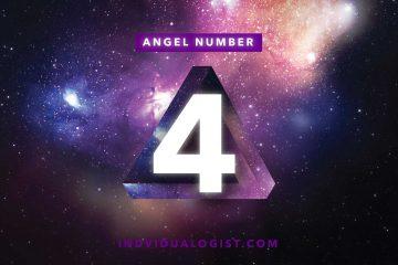 angel numbers, angel number 4, what is angel number 4?