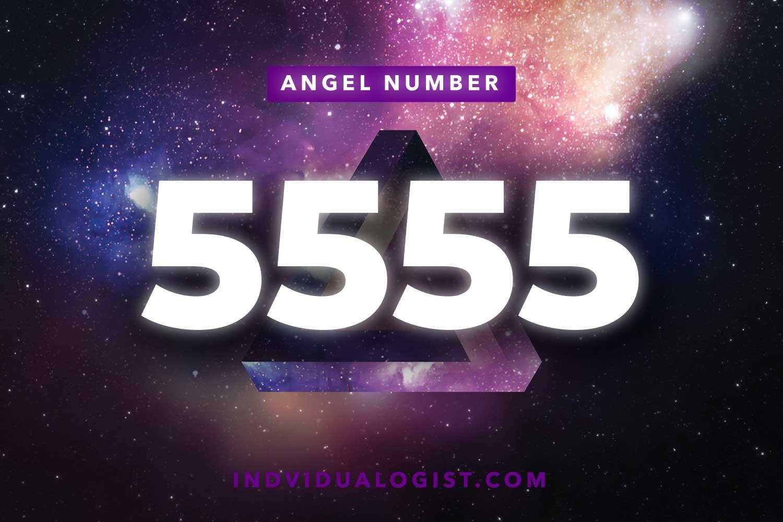angel number 5555