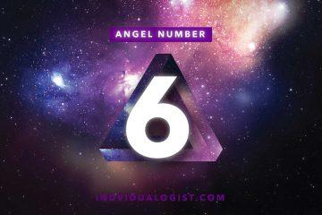 angel numbers, angel number 6