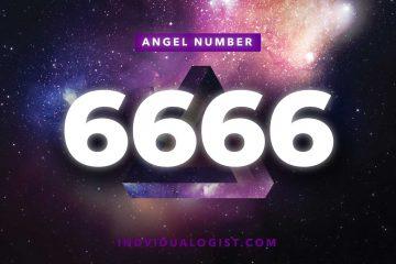 angel number 6666