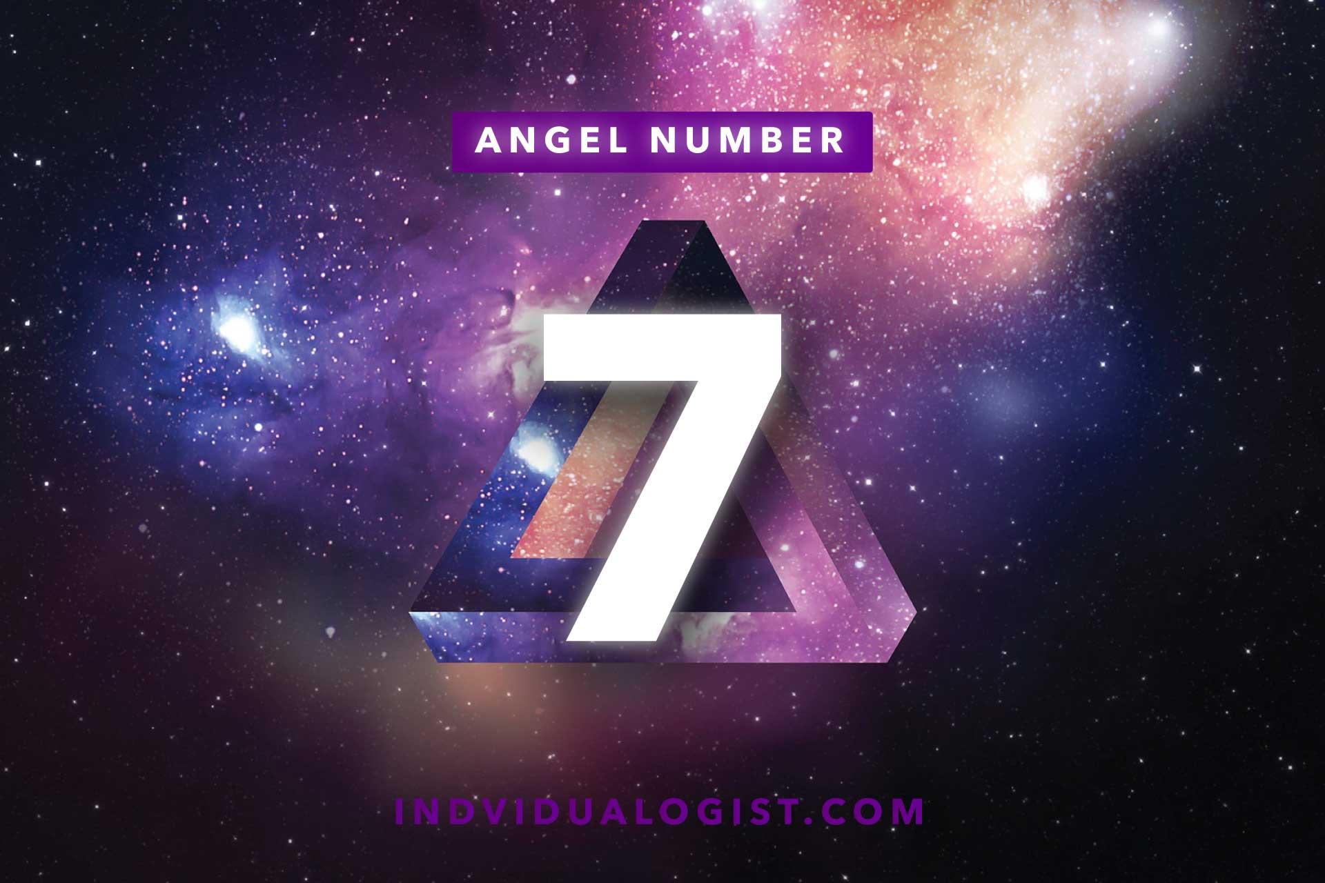 angel numbers, angel number 7