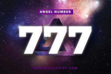 angel number 777