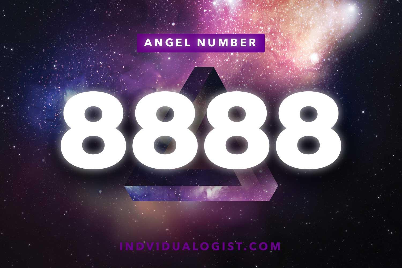 angel number 8888