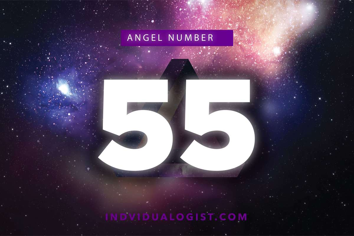 what is angel number 55