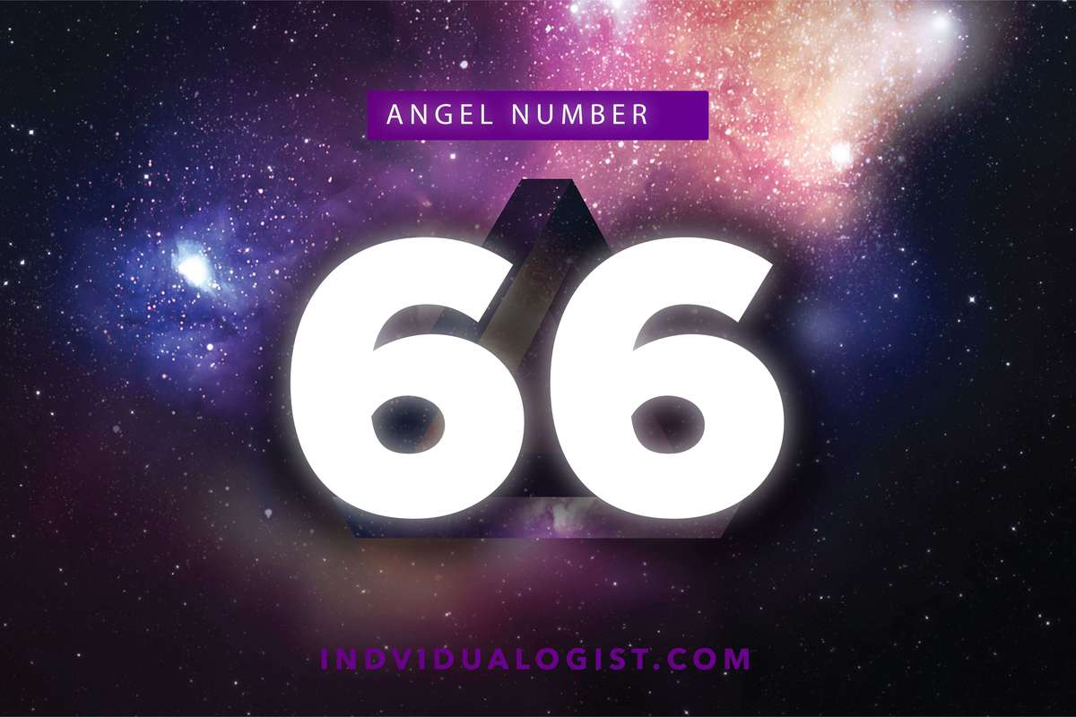 what is angel number 66