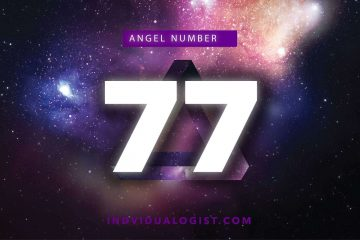 what is angel number 77