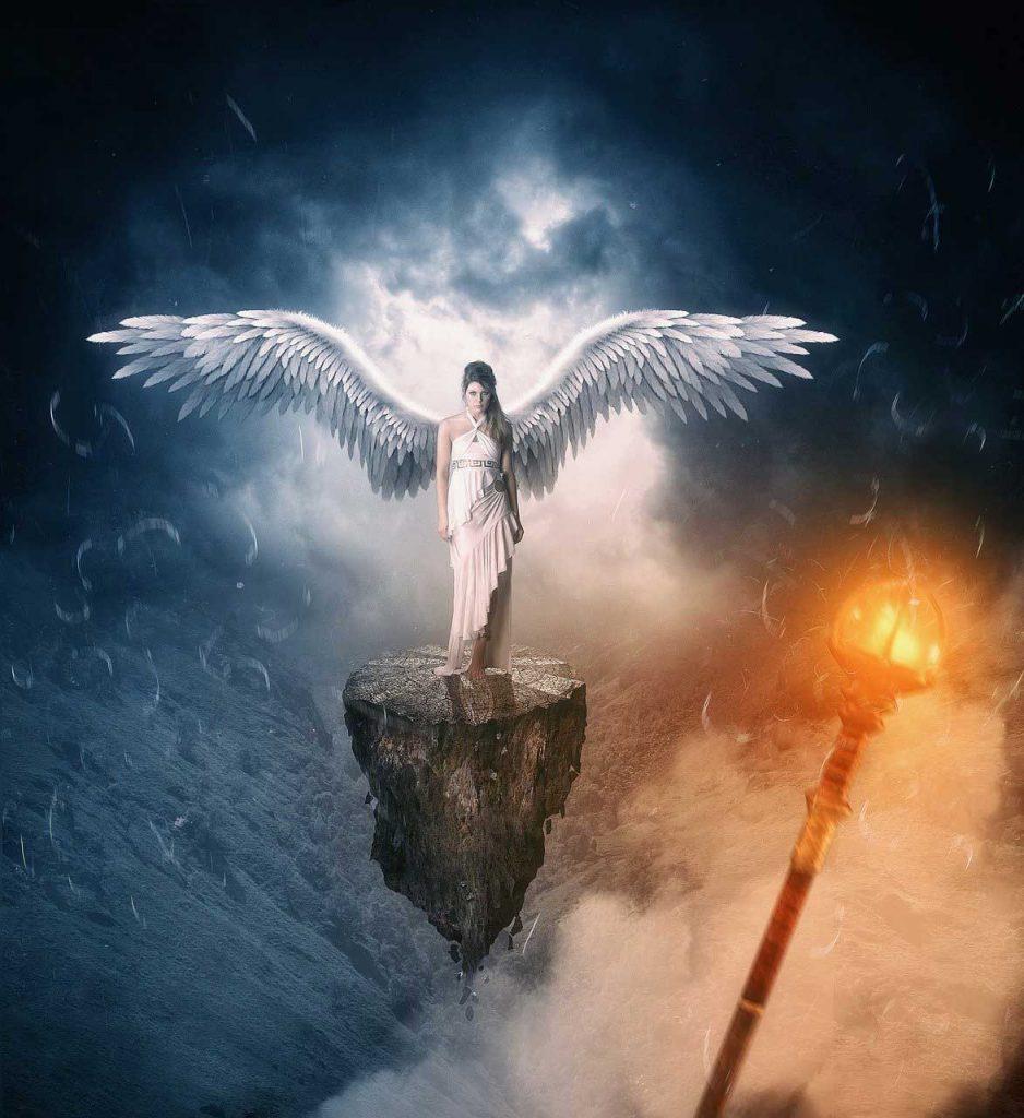 archangel signs, archangel symbols