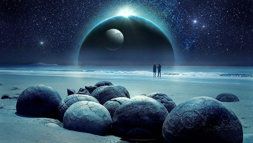 Spirit from astral plane