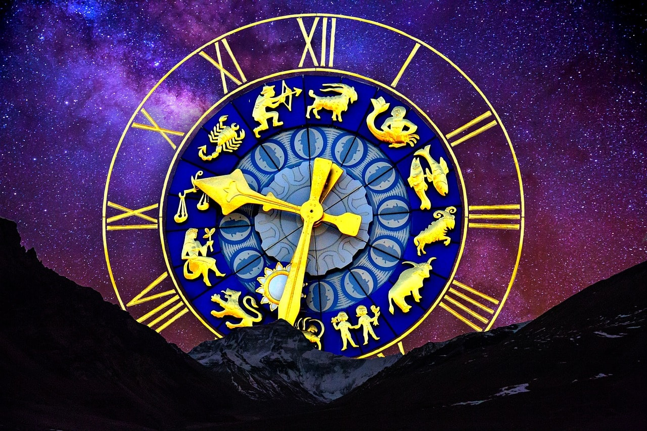 Chart of Astrology
