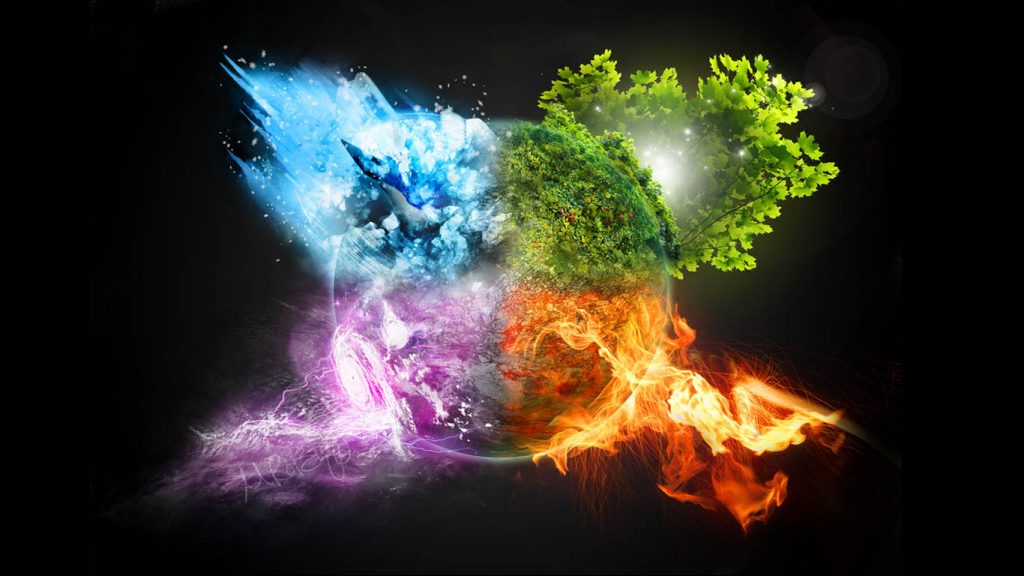astrology elements, earth sign, fire sign, water sign, air sign