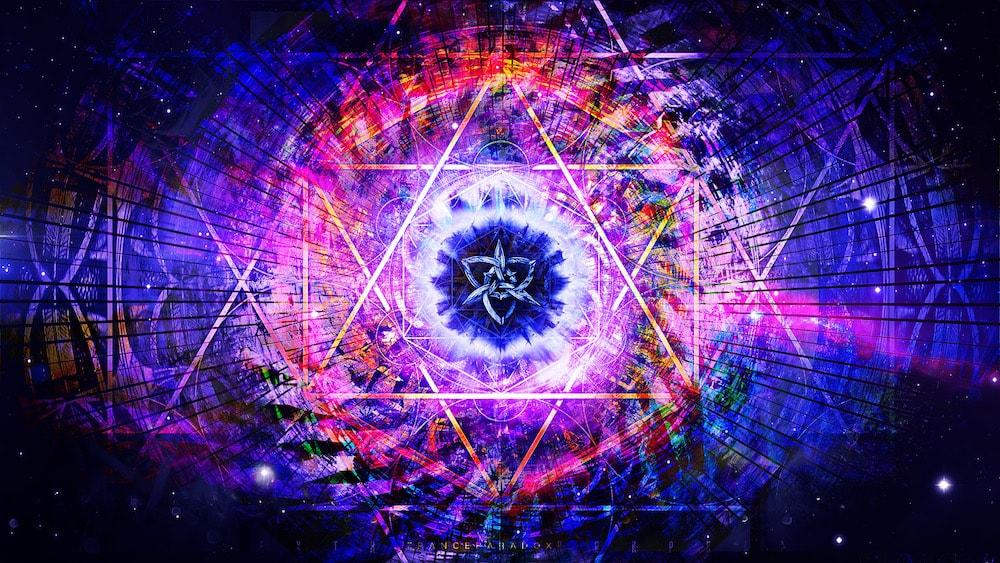 A beautiful form of Heart chakra