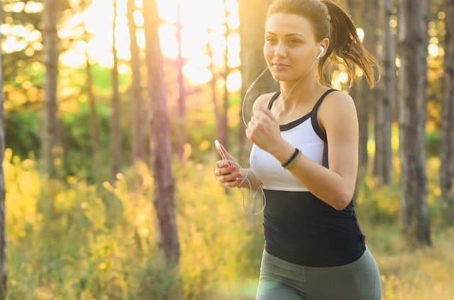 Ayurveda for Well-being - get some exercise