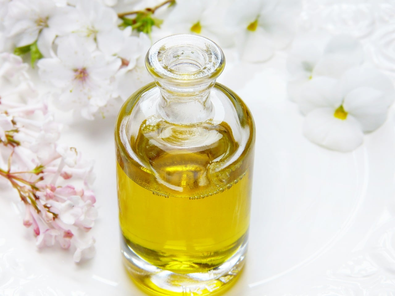 Ayurveda for Well-being - massage oil
