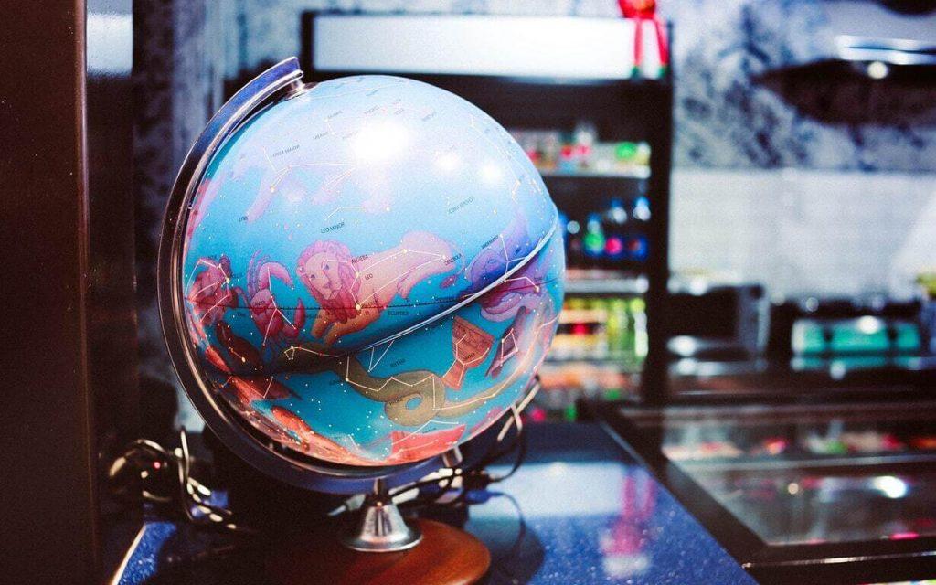 babylonian astrology globe