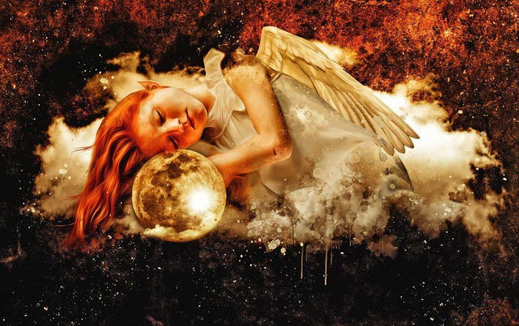 caregiver earth angel