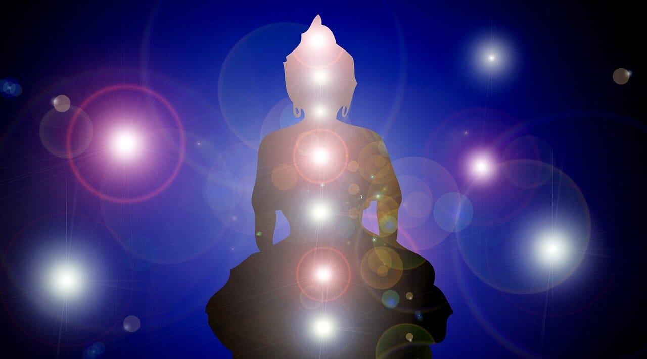 Chakra Points and Healing Crystals