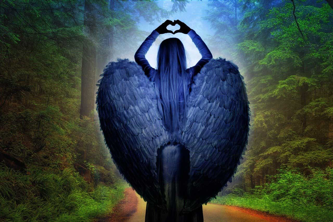earth angels, types of earth angels, personality traits of earth angels, earth angels purpose