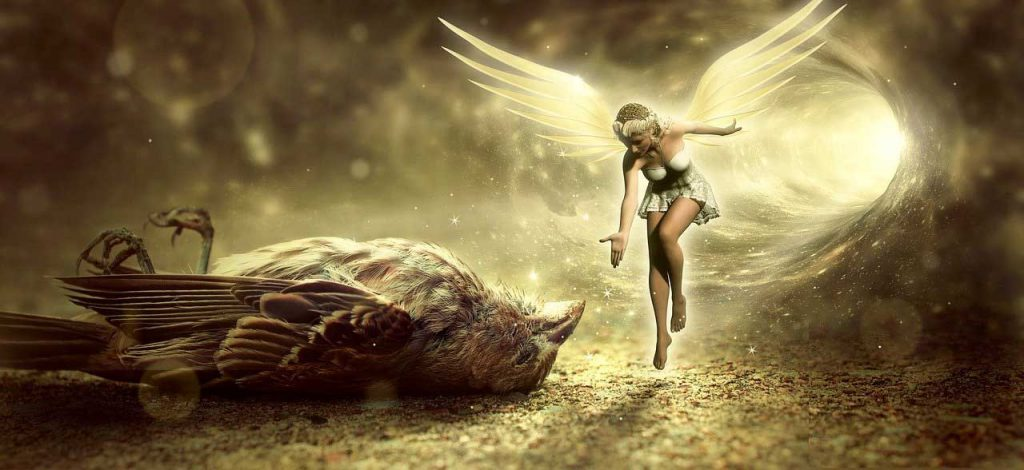 healer earth angel