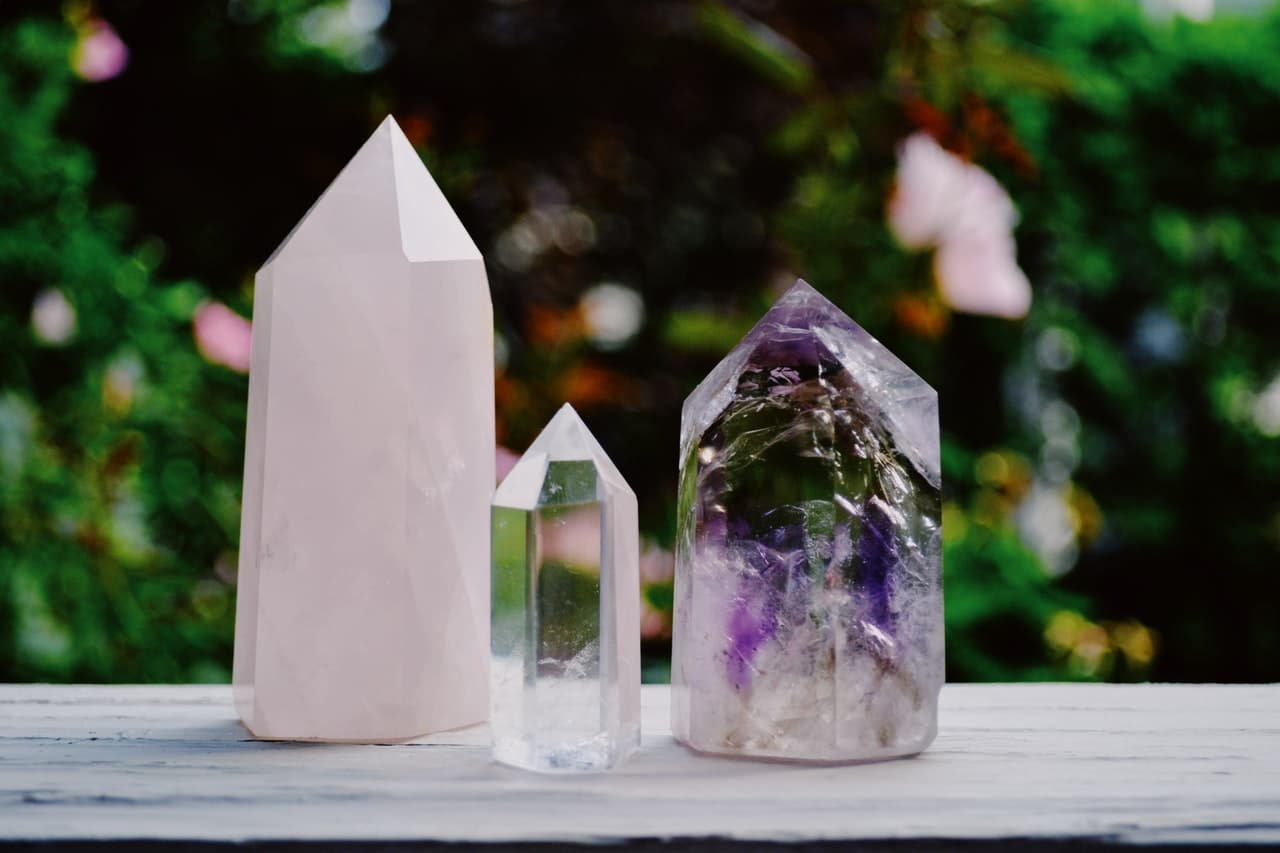 Healing Crystals And Consciousness Levels
