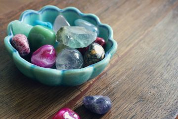 healing crystals, crystal intentions