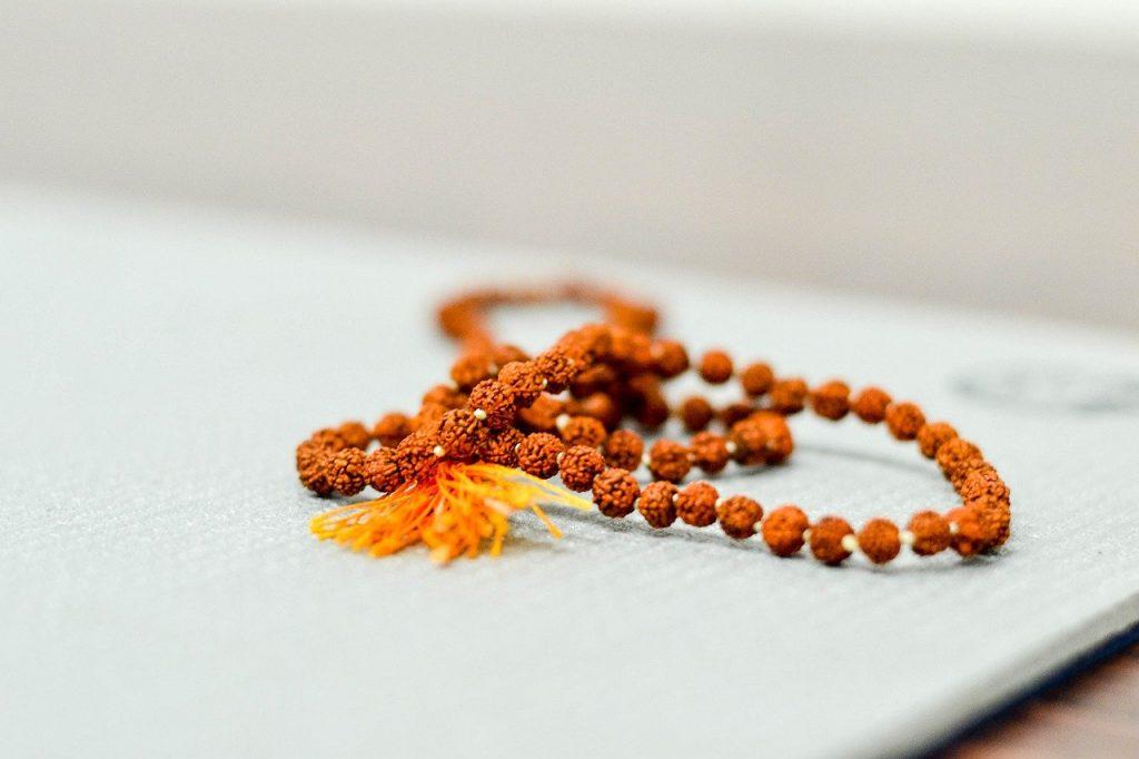 japa mantra, mala beads