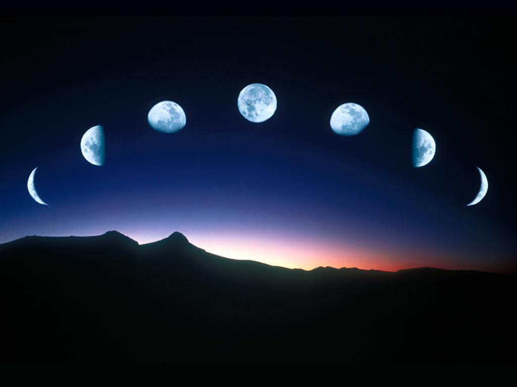 Different Moon, phases of the moon, moon sign, what does your moon sign mean, moon sign meaning