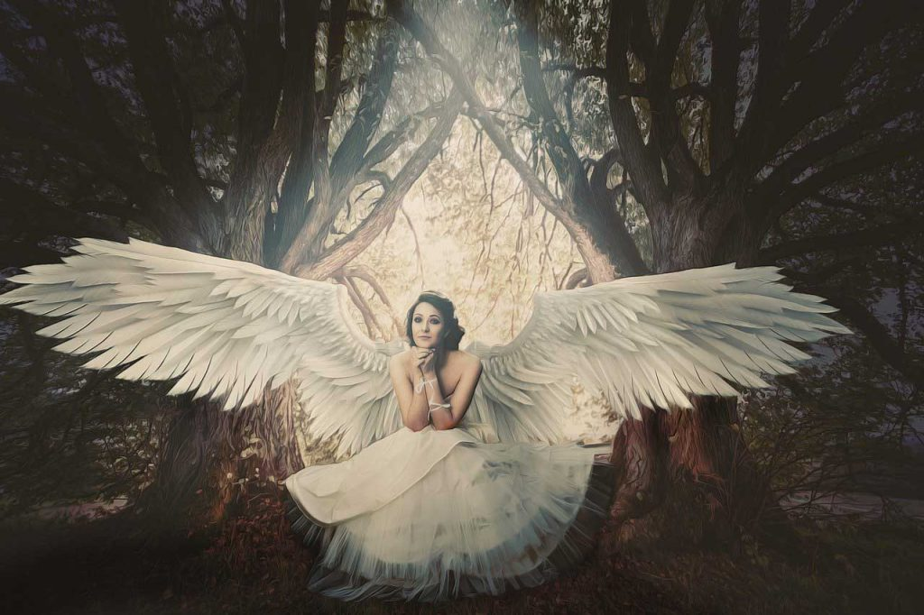 nature earth angel