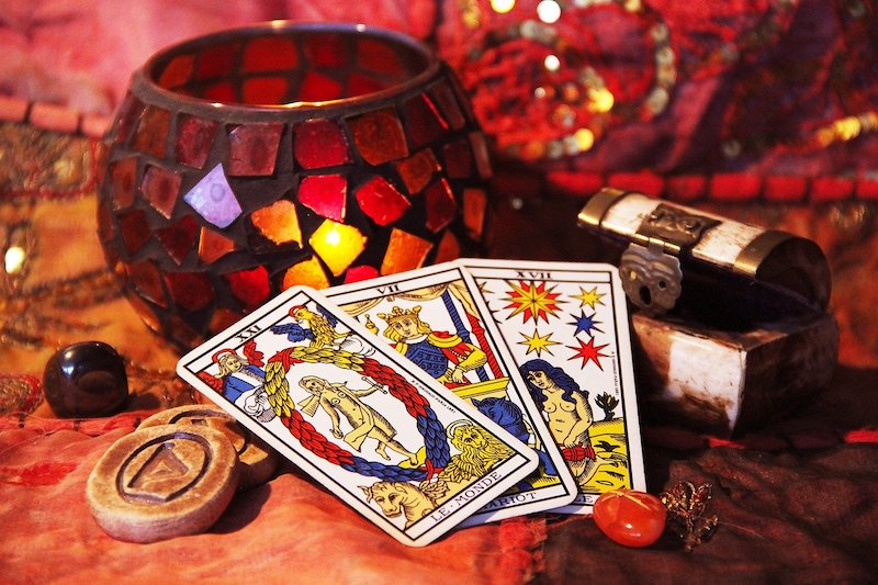 tarot reading archetypes