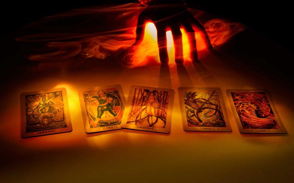 tarot card numbers, tarot and numerology,