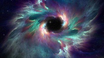 A beautiful vortex